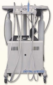 Dentalaire Ultimate Dental Station System