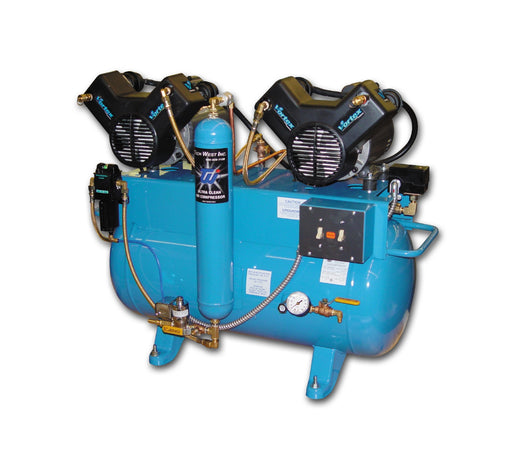 Ultra Clean Oiless Air Compressors 2x1 HP