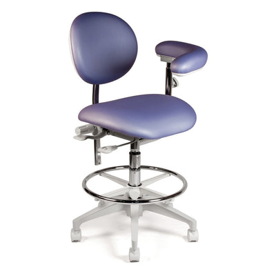 STEAMBOAT DENTAL ASSISTANT STOOL C60ABT Crown Seating
