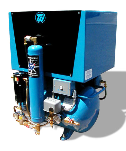 "The ""Rocky"" Series TW-ACOR3Y2Q Dental Air Compressor"