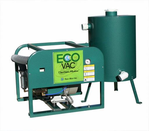 Image of Tech West Eco-Vac Dry Vacuum TW-VPD5S2