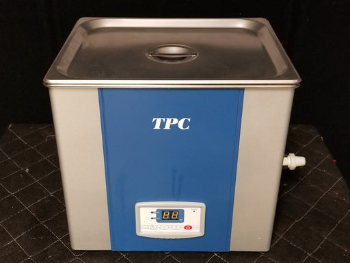 Used TPC Dentsonic 1000 Ultrasonic Cleaner