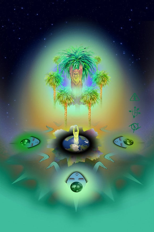 Spirit of the Palm Forest