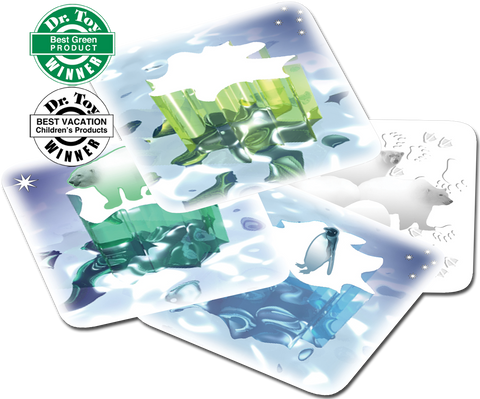 IceCap - Environmental card game