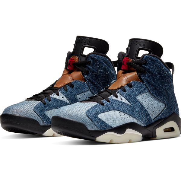 Jordan - 6 Retro CT5350 401 Denim