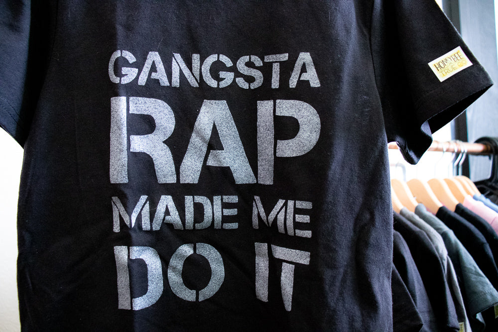 Gangsta Rap Made Me Do It :: FREE with purchase over $75