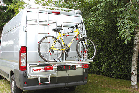 Promaster with Carry Bike by Fiamma