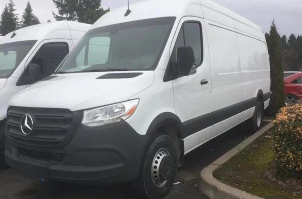 Sprinter 2019 and up Fender Flares 4pc set