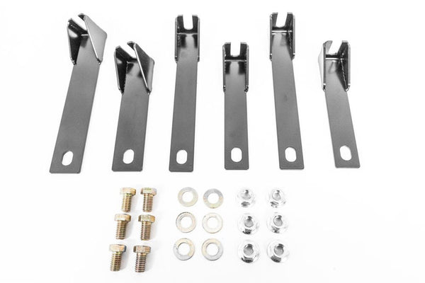 Sprinter Gas Tank Skid Plate Brackets