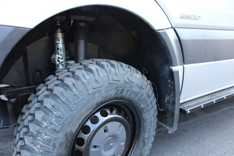 Front Fox Shocks for Sprinter 2500 4x4