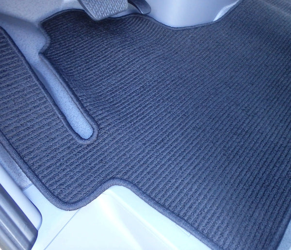 Sprinter One Piece Front Floor Mat in Berber