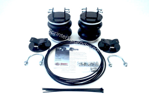 Sprinter air bag kit 2wd - 4wd will have triple bellows