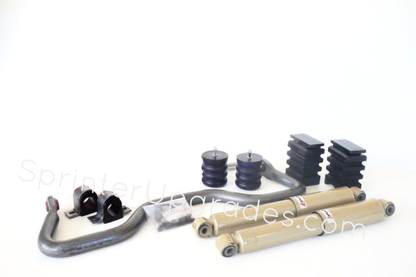 Sprinter Suspension Upgrade Package B for 3500