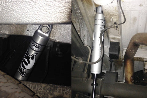 Sprinter 4x4 Performance shock by Fox Racing