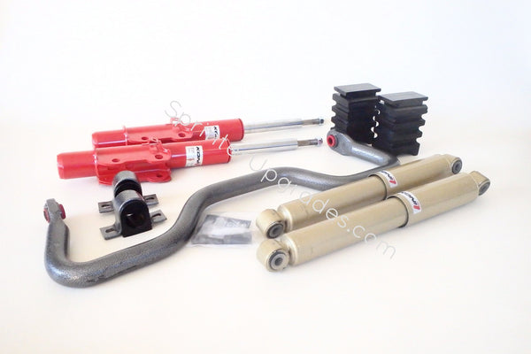 Sprinter Suspension Upgrade Package A for 2500 2wd