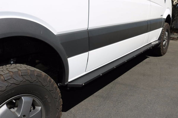 Sprinter 4x4 Rock Sliders- Rocker Protection