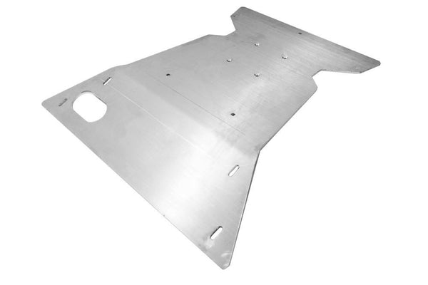 Sprinter oil pan skid plate