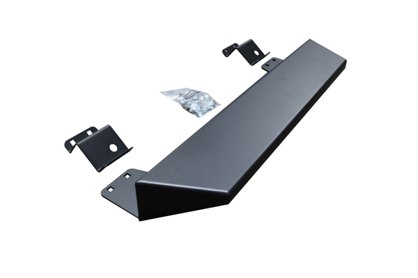 Sprinter rear hitch step for models with a receiver but without the step bumper
