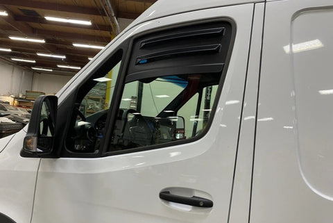 Sprinter cab window air vents - ABS plastic