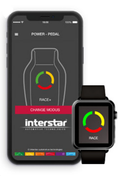 InterStar Power Pedal - Throttle Tuning for Sprinter Vans