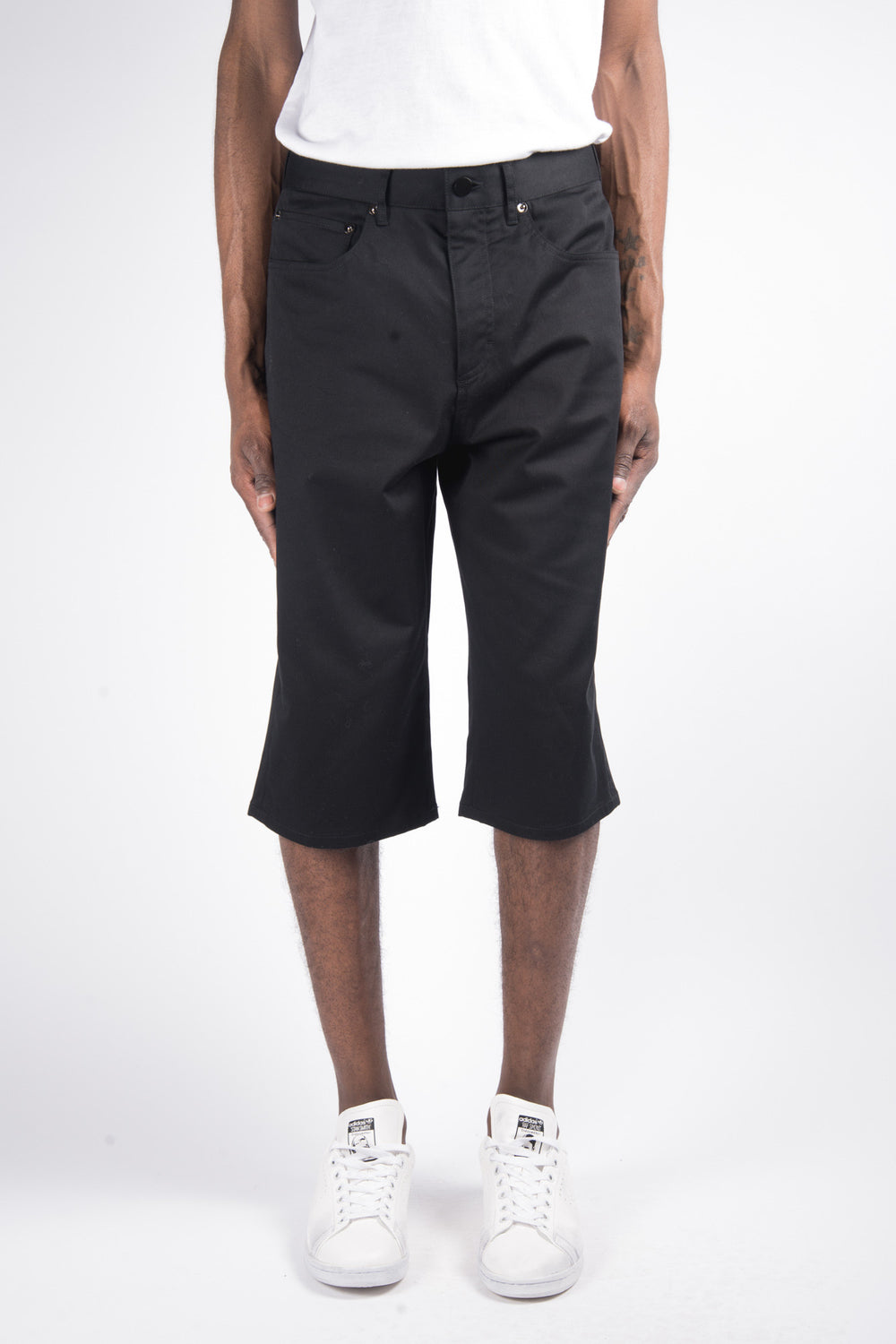 Alexander Wang Five Pocket Tailored Skate Short