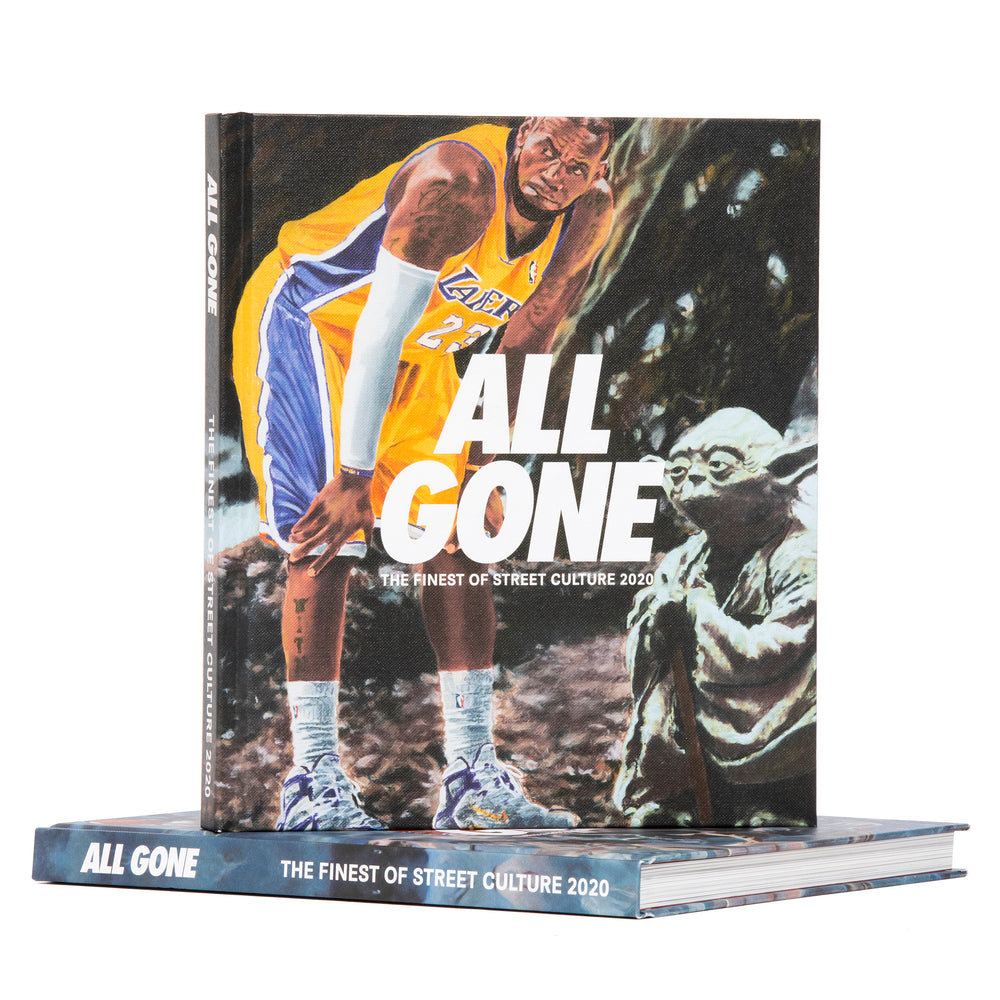 ALL GONE Book 2020-May The Force Be With U Cover