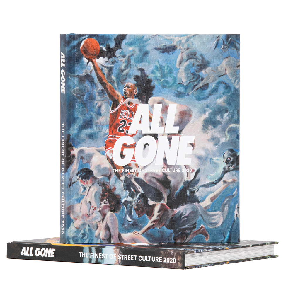 ALL GONE Book 2020-Survival Of The Fittest Cover