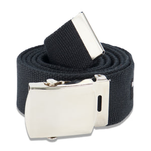 RS Archive Redux Roll Buckle Belt In Black
