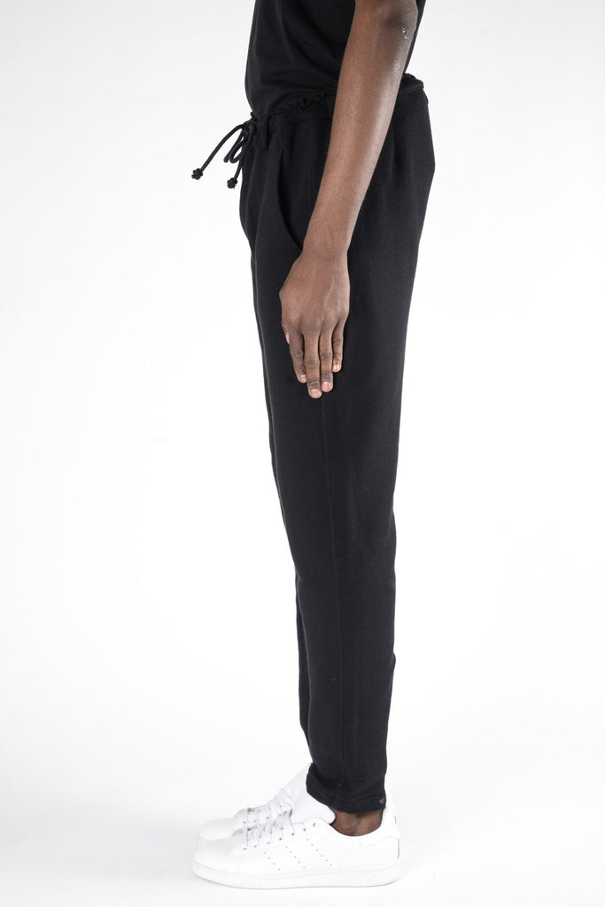 Ann Demeulemeester Rodger Trousers In Black