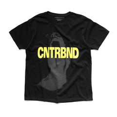 Luke Vicious CNTRBND Tee In Black