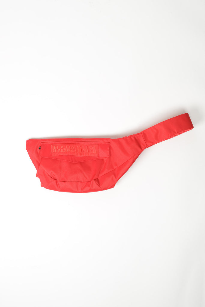 NAPA By Martine Rose H-Peric Waist Bag In Red