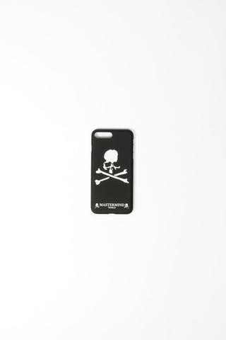 Mastermind World Logo iPhone 7/8 Plus Case In Black