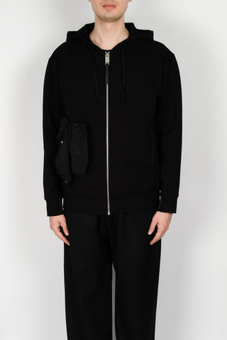 Astrid Andersen Tech Crewneck In Black