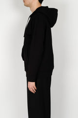 Alyx Chest Pocket Hoodie In Black
