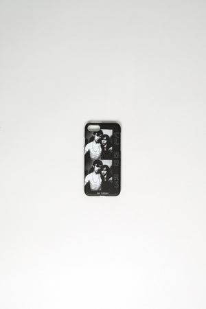 Raf Simons Print iPhone 8 Case In Black/White - CNTRBND