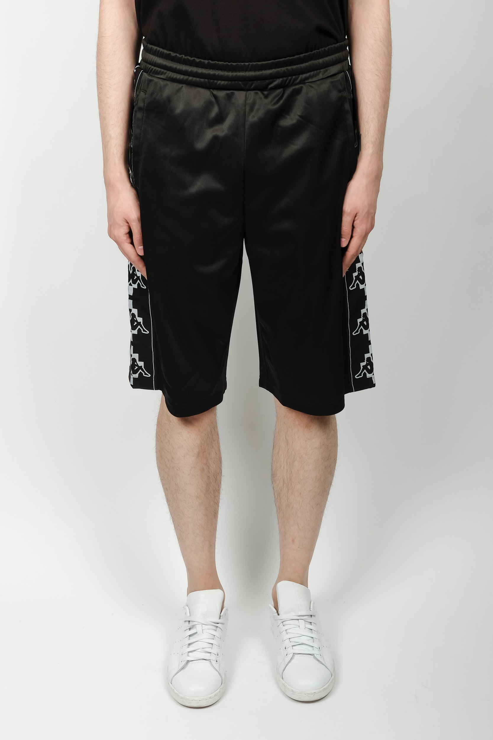 Kappa shorts - Black Marcelo Burlon Clearance Visit New 9EOEYoyX