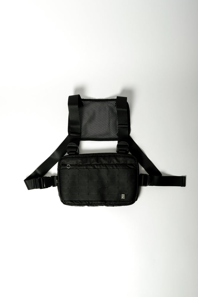 Load image into Gallery viewer, Alyx Chest Rig Belt Bag In Black