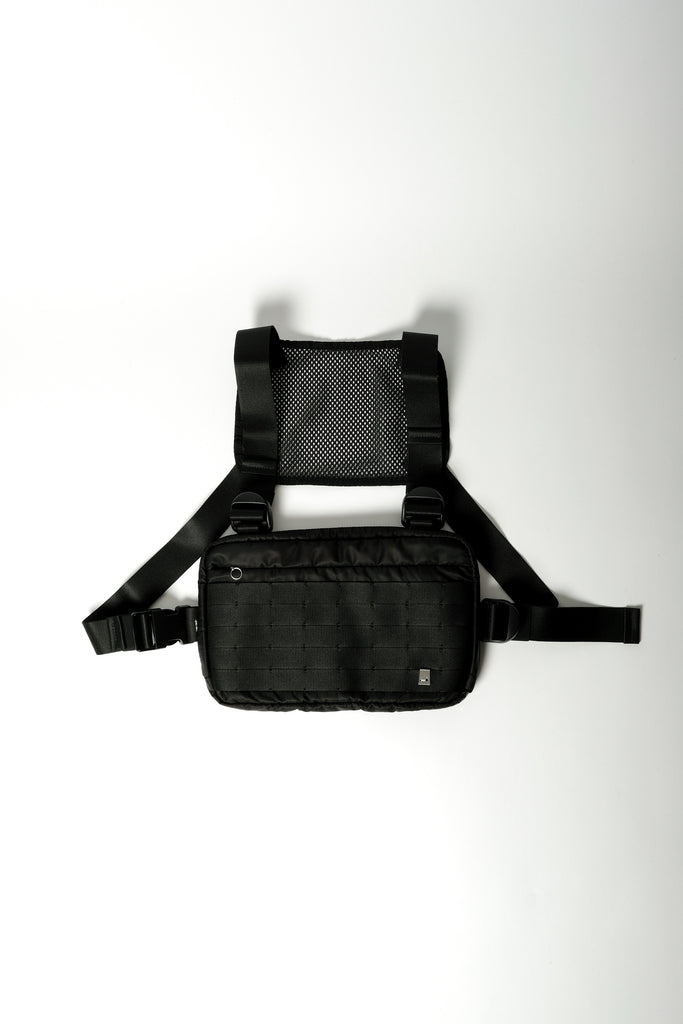 Alyx Chest Rig Belt Bag In Black