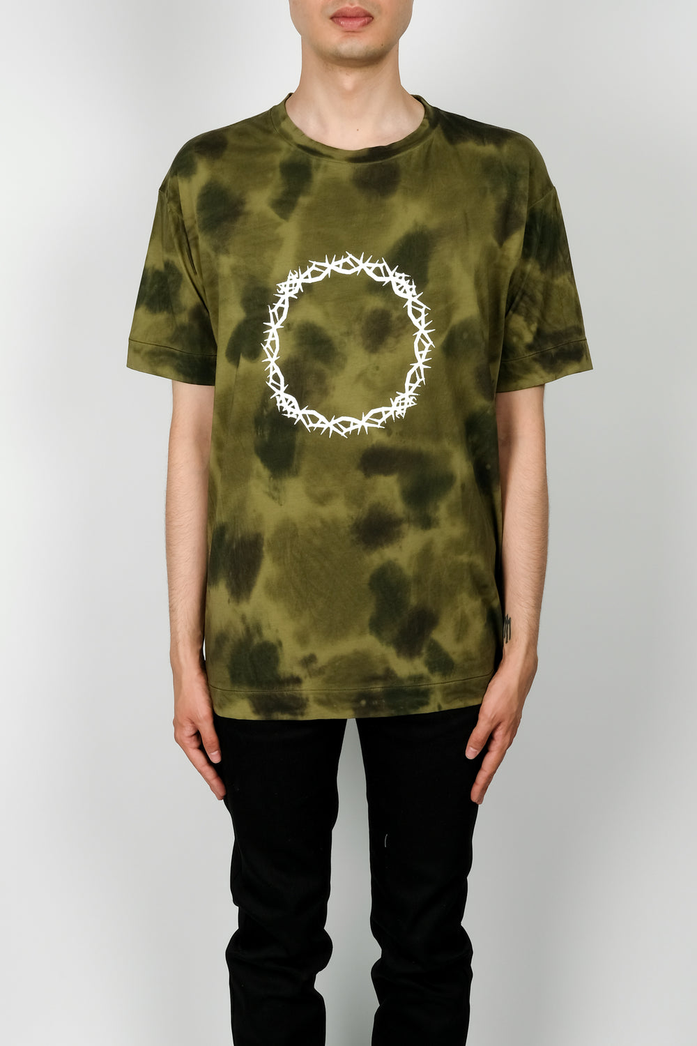 Alyx Treated Relentess Collection S/S Tee In Camo