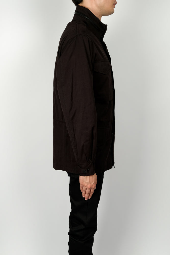 Les Benjamins Zeus Jacket In Black - CNTRBND