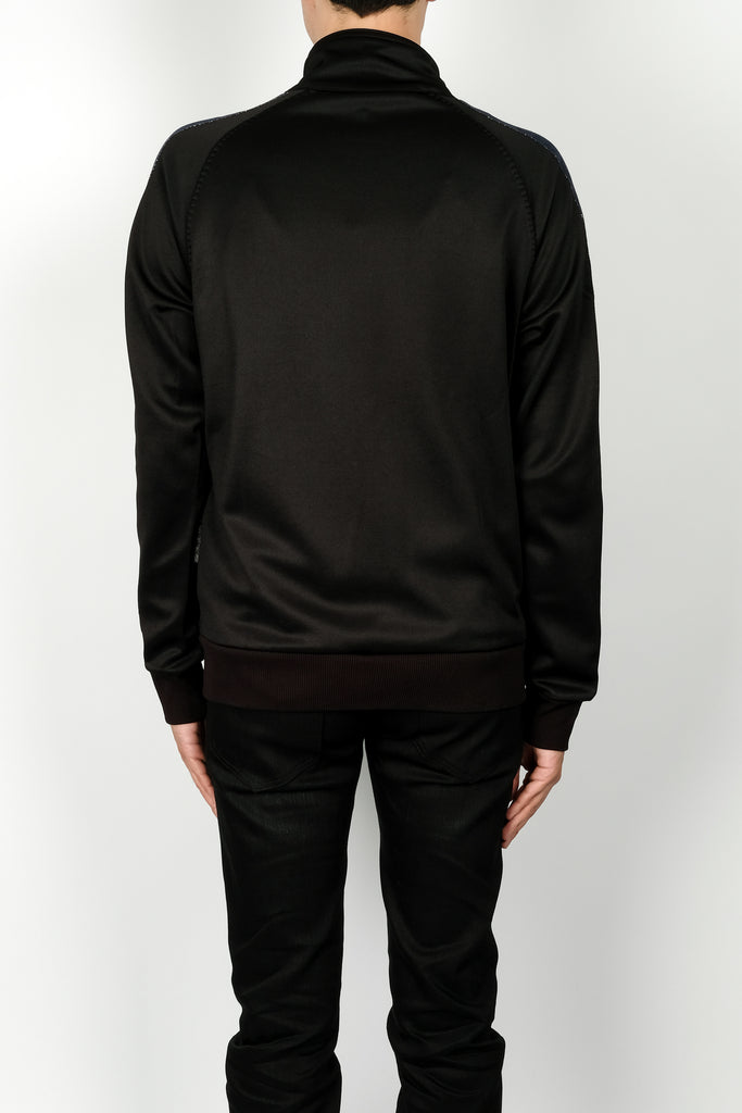 Les Benjamins Loku Jacket In Black