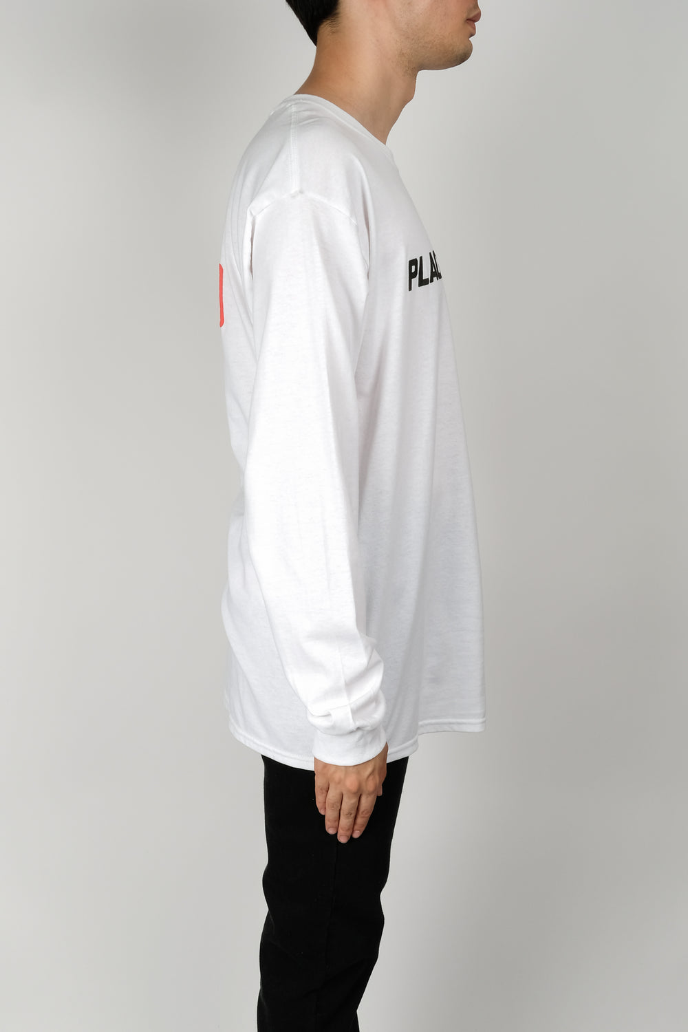 Places+Faces Canada L/S Tee In White