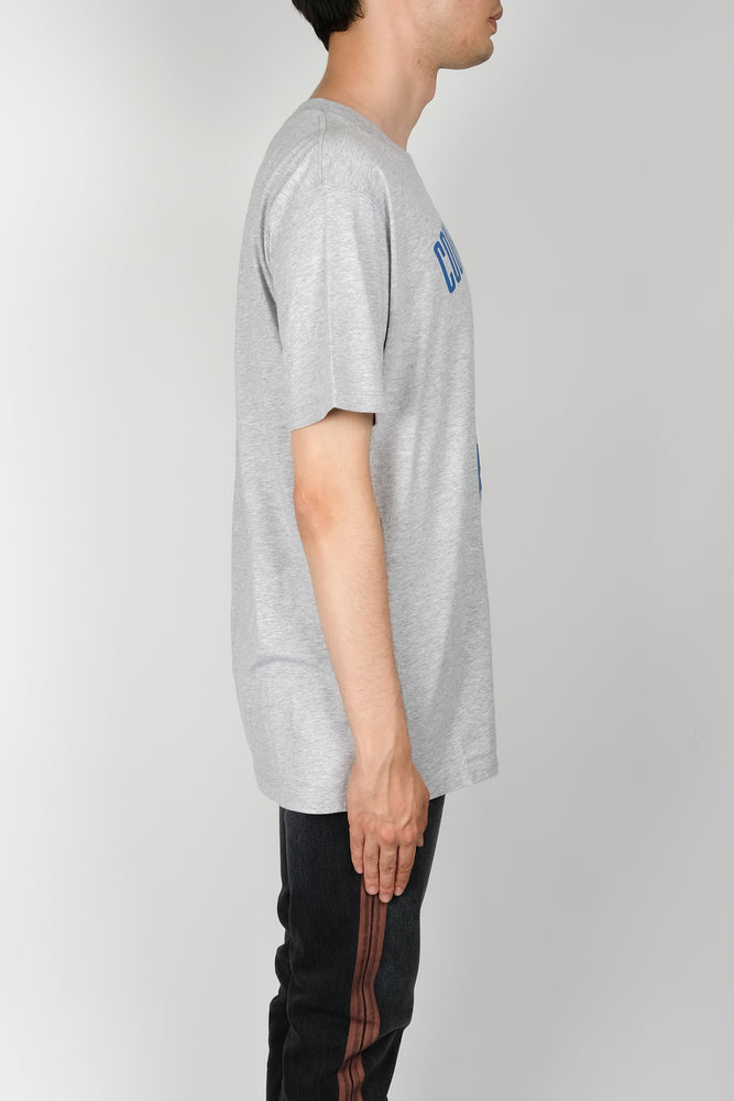 Marcelo Burlon NBA T-Shirt In Light Grey - CNTRBND