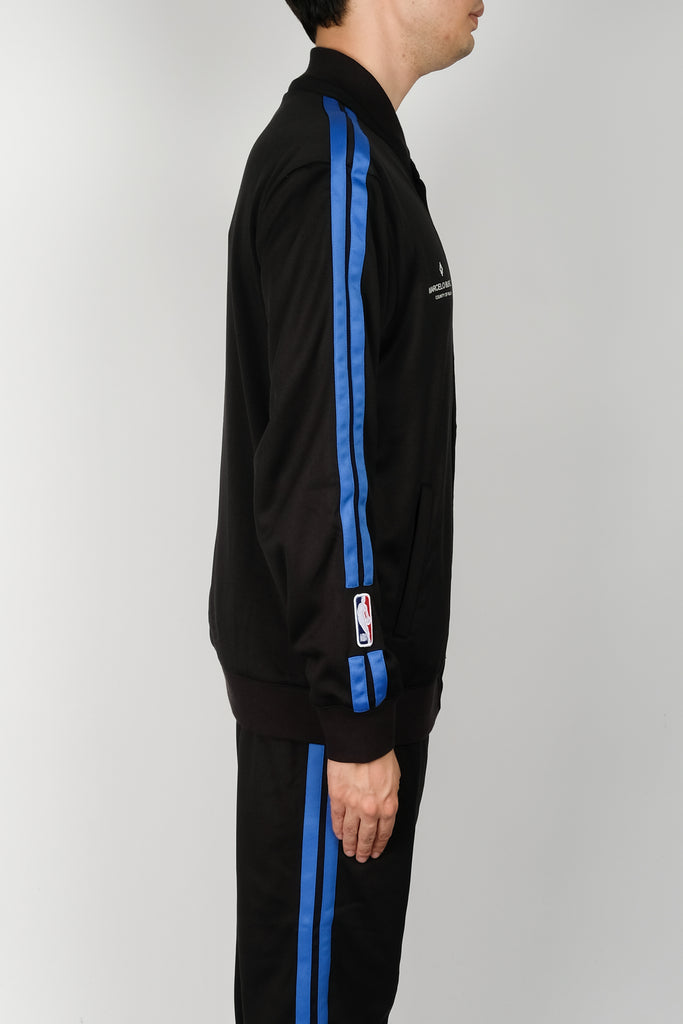 Marcelo Burlon NBA Band Track In Black