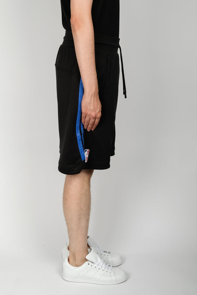 Marcelo Burlon NBA Band Sweatshorts In Black