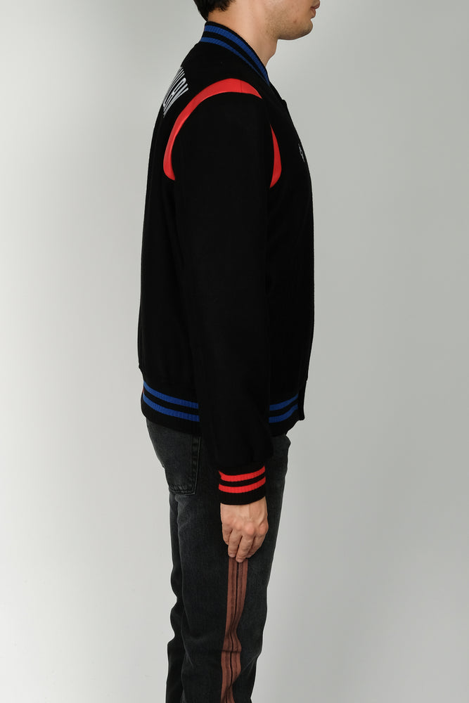 Marcelo Burlon NBA Outerwear In Black - CNTRBND
