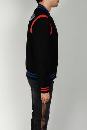 Load image into Gallery viewer, Marcelo Burlon NBA Outerwear In Black