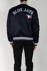 Marcelo Burlon TO Blue Jays Outwear In Blue