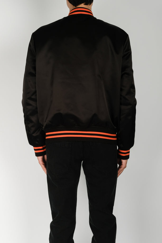 Marcelo Burlon NY Mets Outwear In Black