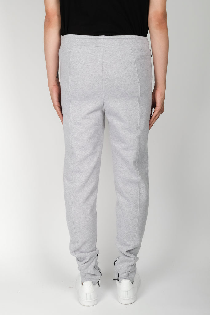 Marcelo Burlon NBA Sweatpants In Light Grey